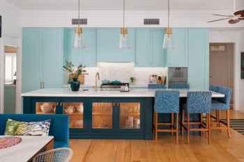 WOODLEY WyerCraw Contemporary kitchen