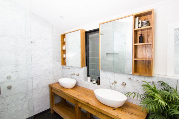 SHON WyerCraw contemporary bathrooms