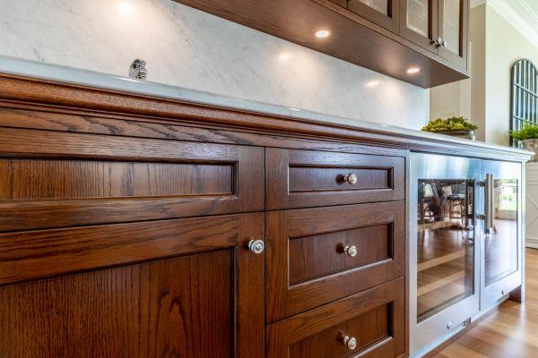 JO WyerCraw traditional kitchen